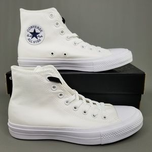 Converse Chuck Taylor All Star 2 Skate Shoes White